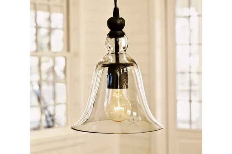 Lampa Wisząca Szklany Dzwon - UTOWYNET