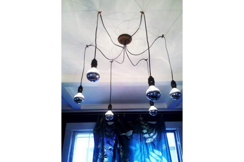 Lampa Wisząca XEROBYSS SPIDER 10