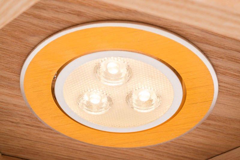 Pendat Lamp Honeycomb - HEXA 6