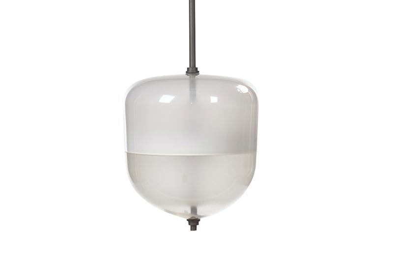 Lampa MANSET 250 Przezroczysta