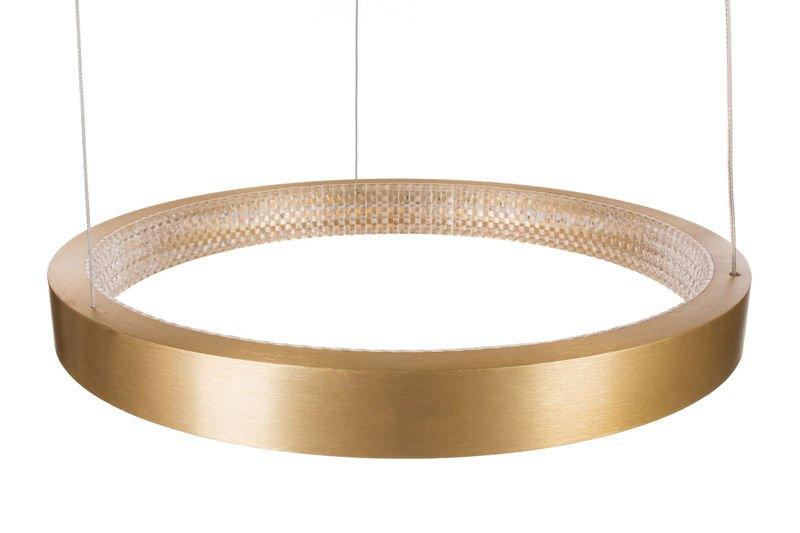 Lampa Wisząca Okrągła LED - TARS 400 MODEL A