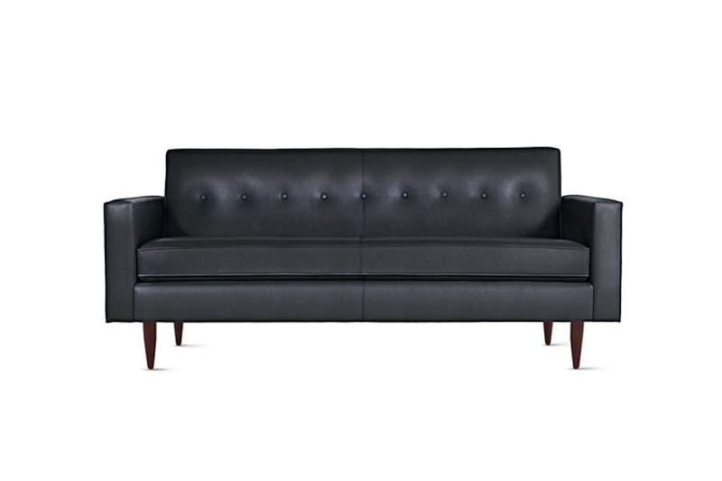 Sofa HITRUN 2 Osobowa Skóra Ekologiczna