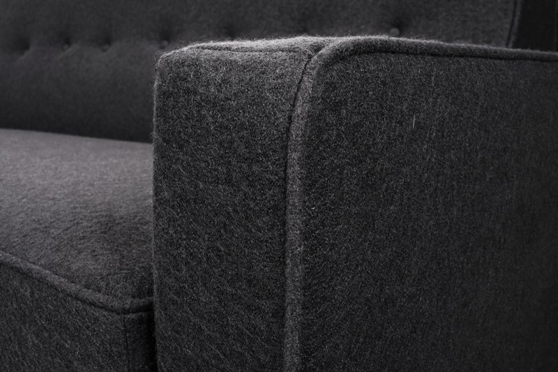 Sofa HITRUN 3 Osobowa Wełna
