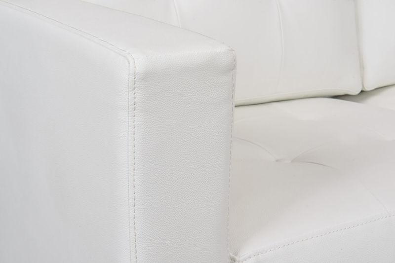 Sofa UNICOX 2 Osobowa Mniejsza Tkanina
